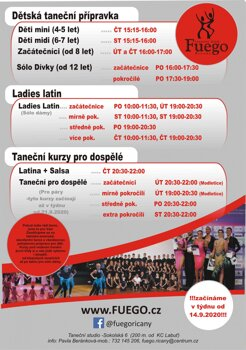 Ladies Latin Dance